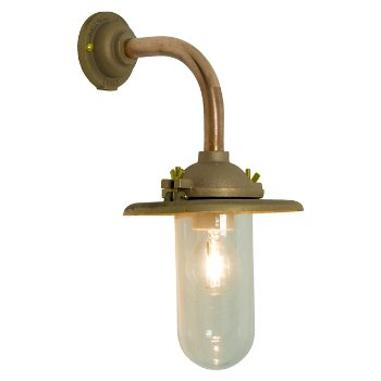 Exterior Reflector Bracket Wall Sconce