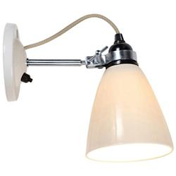 Hector Medium Dome Wall Sconce (Hardwired/Switch) - OPEN BOX