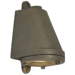 Mast Outdoor Wall Sconce (Weathered Bronze) - OPEN BOX RETURN