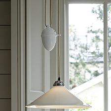 Cobb Rise & Fall Pendant Light