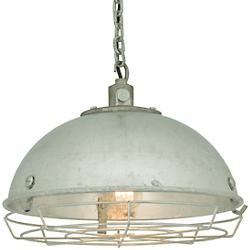 Steel Working Light Pendant