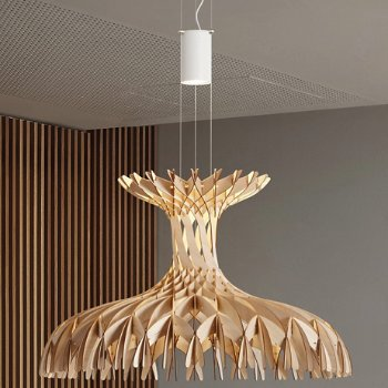 Dome LED Pendant