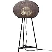Garota Tall Outdoor Floor Lamp