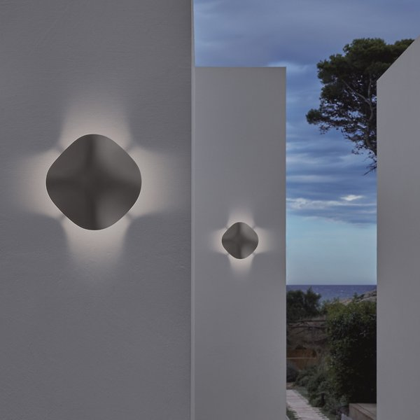 Cornet Outdoor Wall Sconce