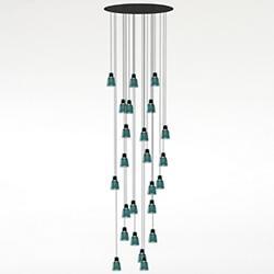 Drip Large Multi-Light Chandelier