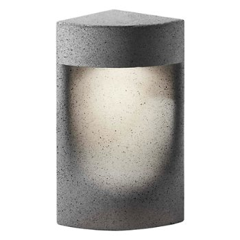 Moai Outdoor Bollard Light
