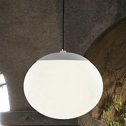 Elipse Outdoor Plug-In Pendant