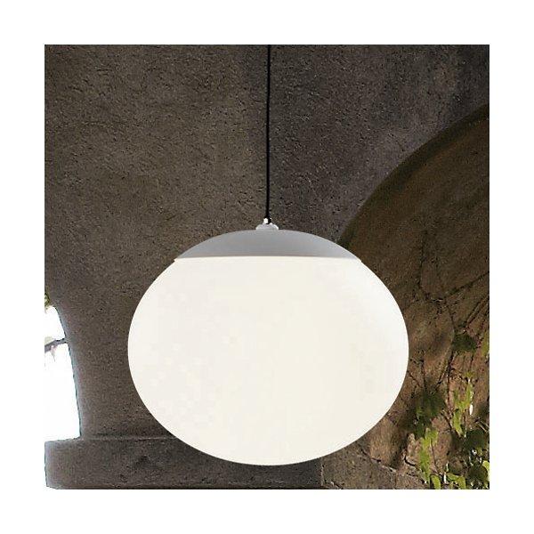 Elipse Outdoor Plug-In Pendant
