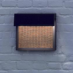 Sisal LED Outdoor Wall Sconce