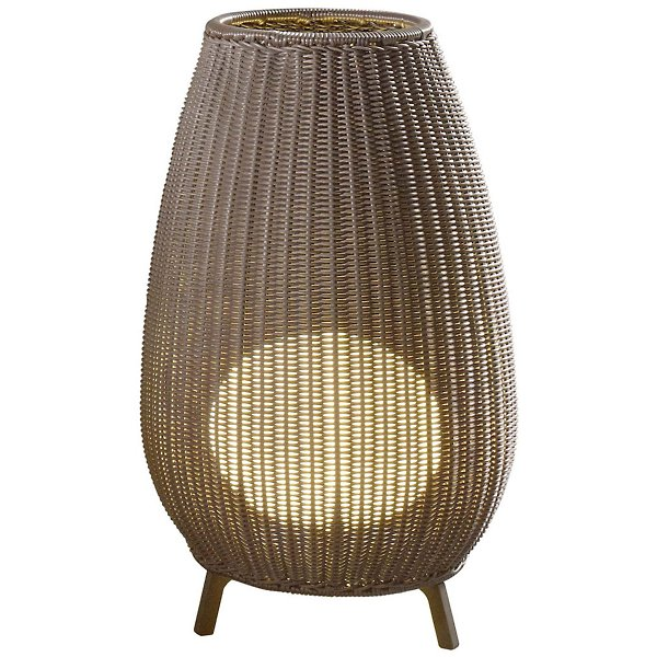 Amphora Outdoor Floor Lamp By Bover At