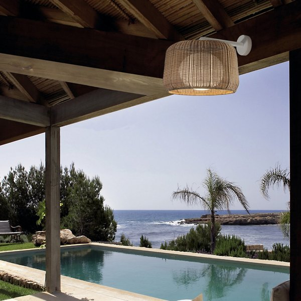 Fora Outdoor Wall Sconce