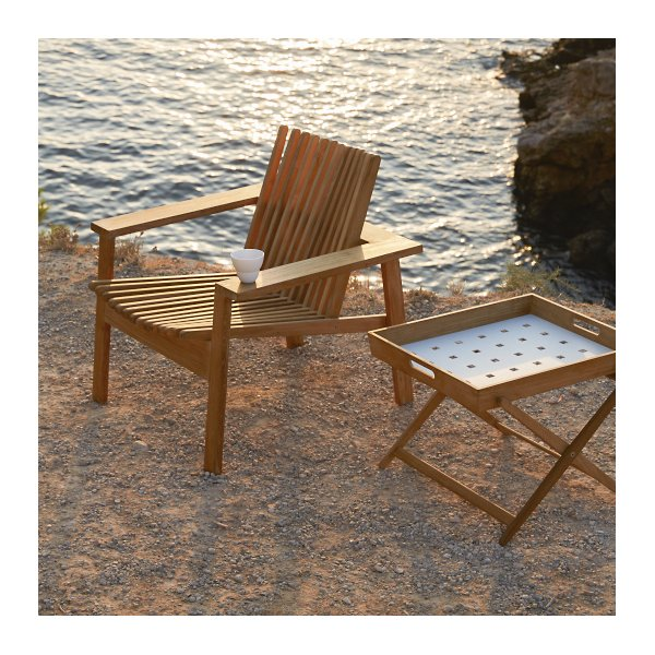 Amaze Outdoor Lounge Chair