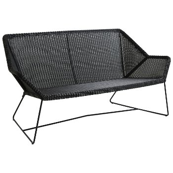 Breeze 2 Seater Outdoor Sofa by Cane-line at Lumens.com
