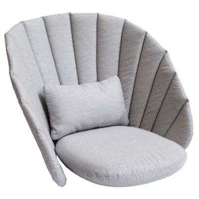 Peacock Lounge Chair Cushion Set By Cane Line At Lumens.com