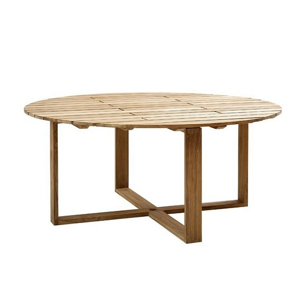 Endless Round Dining Table