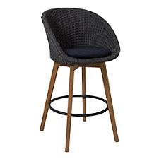 Peacock Outdoor Barstool