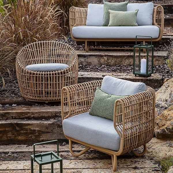 Nest Outdoor Lounge Chair
