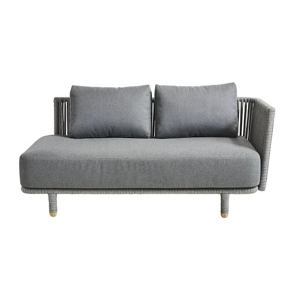 Moments 2 Seater Sofa Module, Left