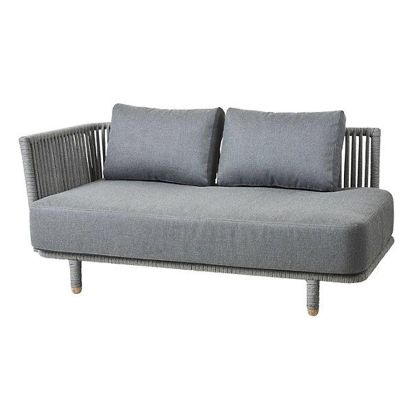 Moments 2 Seater Sofa Module, Right