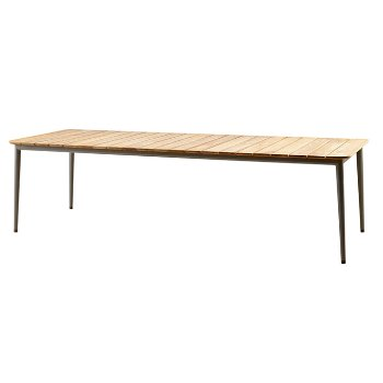 Shown in Taupe finish, 108 x 39 In.