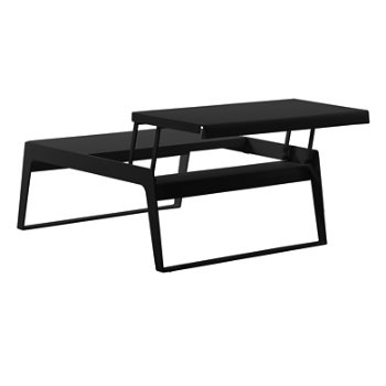 Chill-Out Coffee Table, in use