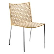 Straw Dining Chair