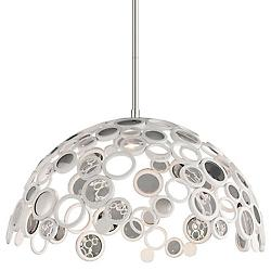 Fathom LED Dome Pendant