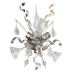Party All Night Wall Sconce