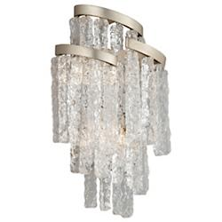 Mont Blanc 3-Light Wall Sconce