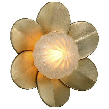 Shown in Silver Leaf