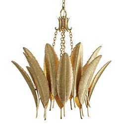 Featherette Chandelier