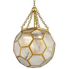 Hexsation Pendant Light