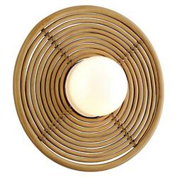 Hula Hoop 1-Light LED Wall Sconce