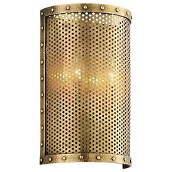 Rotunda 2-Light Wall Sconce