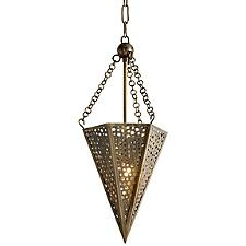 Star Of The East 1-Light Mini Pendant