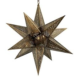 Star Of The East Chandelier
