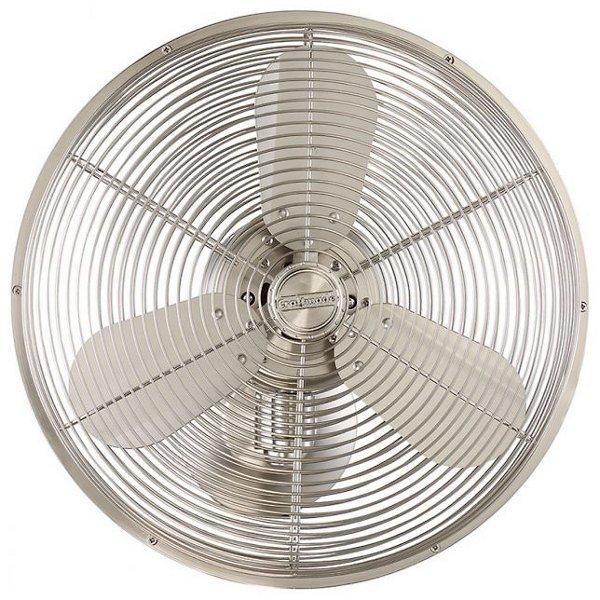 Bellows IV Outdoor Wall Fan