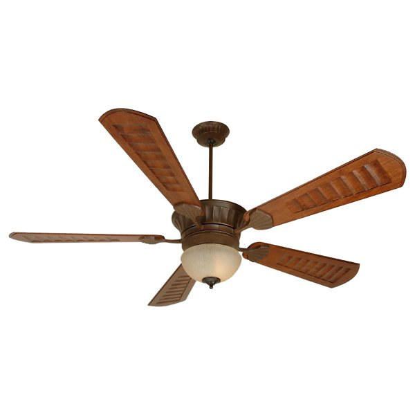 DC Epic Full Damp Rated Ceiling Fan