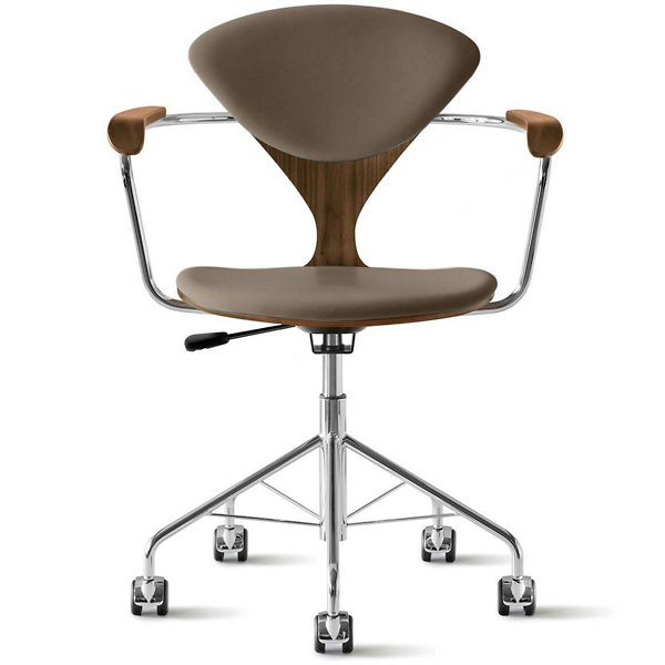 Cherner Seat and Back Upholstered Task Armchair