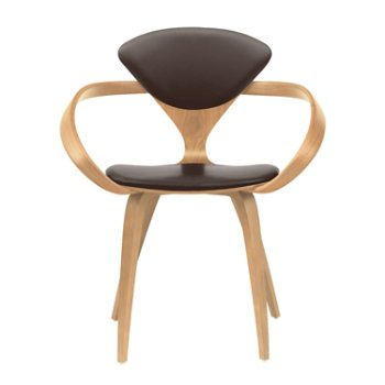 Shown in Natural Beech, Sabrina Leather Coffee Bean