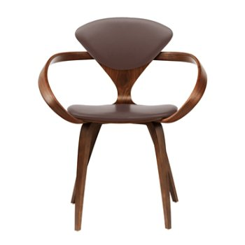 Shown in Classic Walnut, Vincenza Leather VZ-2115