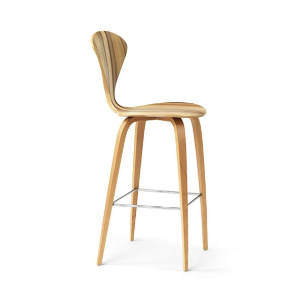 Cherner Stool with Seat Pad