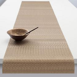 Mixed Weave Luxe Table Runner