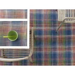 Plaid Floormat (Multi/23 in x 36 in) - OPEN BOX RETURN