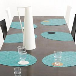 OnEdge Mini Basketweave Tablemat Set
