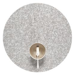 Metallic Lace Round Tablemat