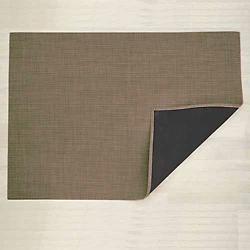 Mini Basketweave Floor Mat (Confetti/72 x 106.5) - OPEN BOX