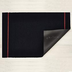 Simple Stripe Shag Indoor / Outdoor Mat