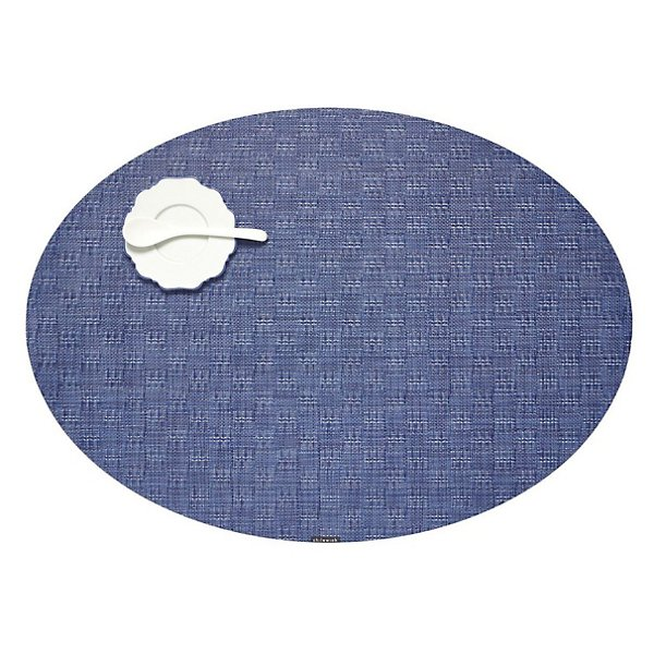 Bay Weave Oval Placemat