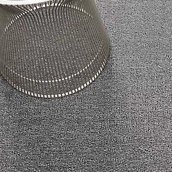 Heathered Shag Doormat by Chilewich (Fog) - OPEN BOX RETURN